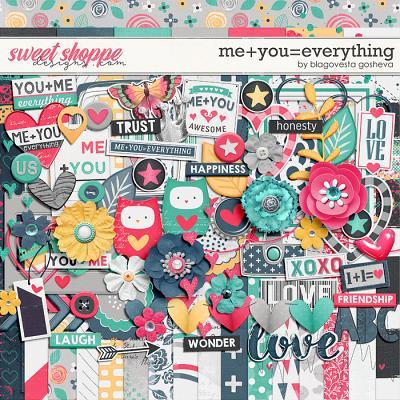 Me+You=Everything by Blagovesta Gosheva