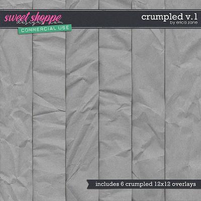 Crumpled v.1 by Erica Zane