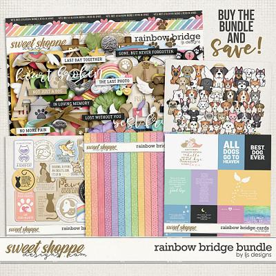 Rainbow Bridge Bundle by LJS Designs