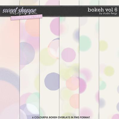Bokeh VOL 6 by Studio Flergs