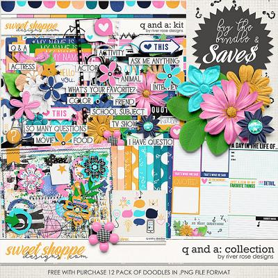 Q and A: Collection + FWP by River Rose Designs