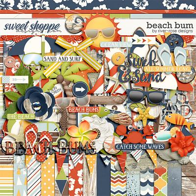 Beach Bum Kit by River Rose Designs