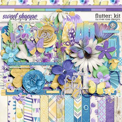 Flutter: Kit by River Rose Designs