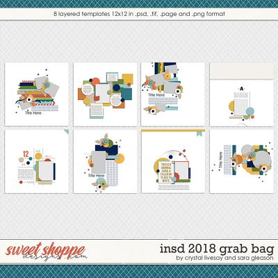 iNSD 2018 Template Grab Bag by Crystal Livesay and Sara Gleason