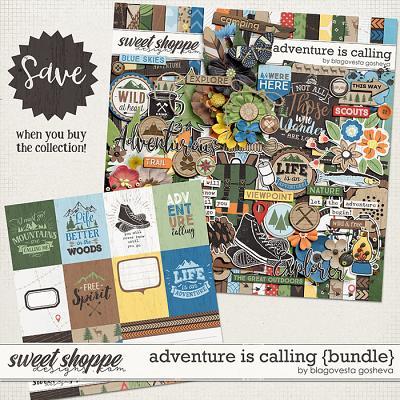 Adventure is calling {bundle} by Blagovesta Gosheva