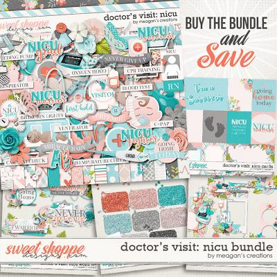 Doctor's Visit: NICU Bundle by Meagan's Creations