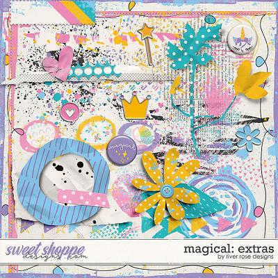 Magical: Extras by River Rose Designs