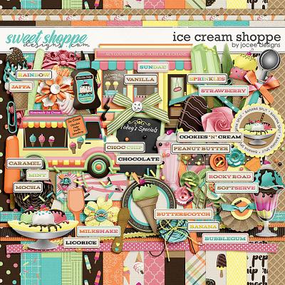Ice Cream Shoppe by JoCee Designs