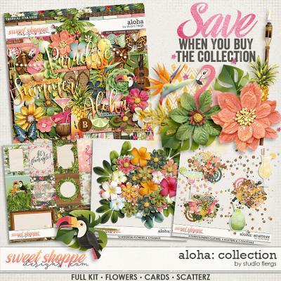 Aloha: COLLECTION & *FWP*by Studio Flergs