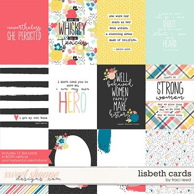 Lisbeth Cards by Traci Reed