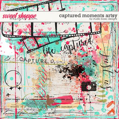 Captured Moments Artsy by Studio Basic