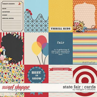 State Fair : Cards by Meagan's Creations