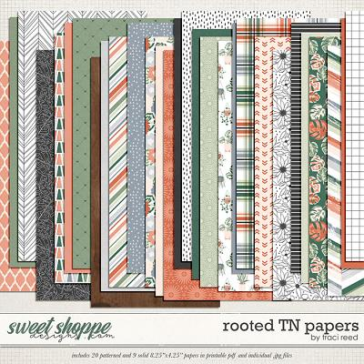 Rooted TN Papers by Traci Reed