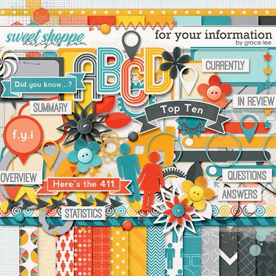 For Your Information by Grace Lee