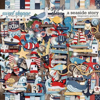 A Seaside Story by Blagovesta Gosheva