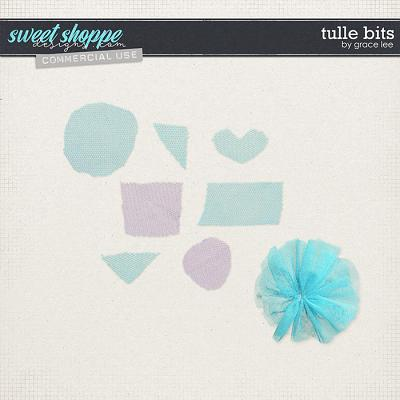 Tulle Bits by Grace Lee