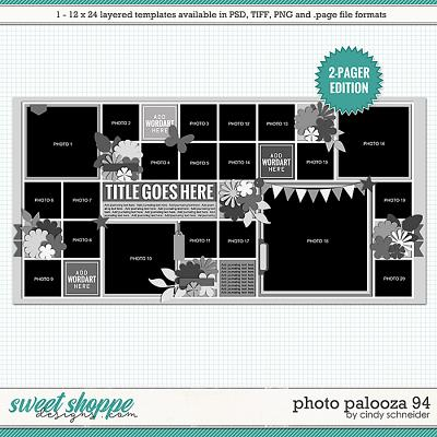 Cindy's Layered Templates - Photo Palooza 94 by Cindy Schneider