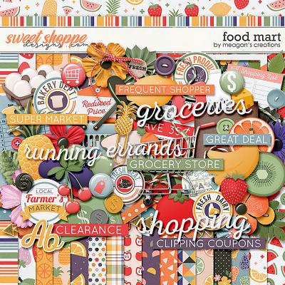 Food Mart by Meagan's Creations