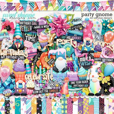 Party Gnome & *FWP* by WendyP Designs