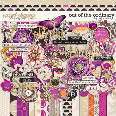 Out of the Ordinary by Red Ivy Design