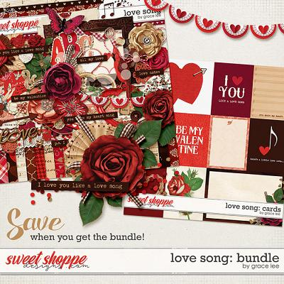 Love Song: Bundle by Grace Lee
