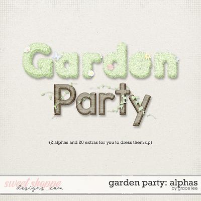 Garden Party: Alphas by Grace Lee