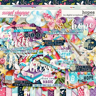 Hopes by Digital Scrapbook Ingredients