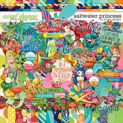 Saltwater Princess by JoCee Designs