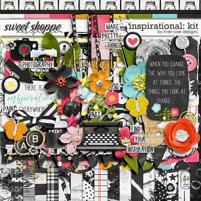 Inspirational: Kit by River Rose Designs