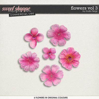 Flowers VOL 3 by Studio Flergs