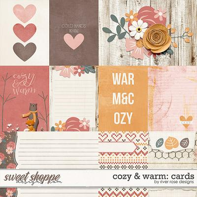 Cozy & Warm: Cards by River Rose Designs