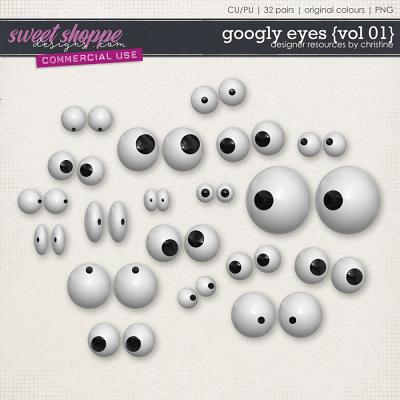 Googly Eyes {Vol 01} by Christine Mortimer
