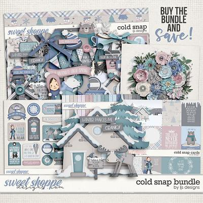 Cold Snap Bundle by LJS Designs