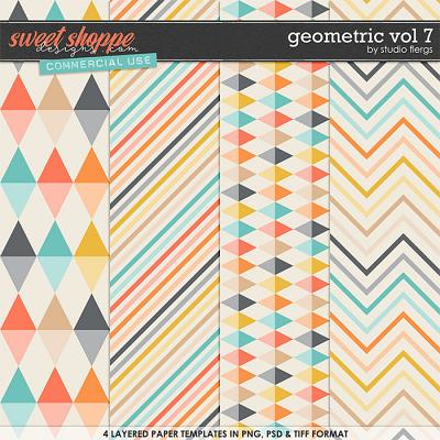 Geometric VOL 7 by Studio Flergs
