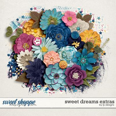 Sweet Dreams Extras by LJS Designs