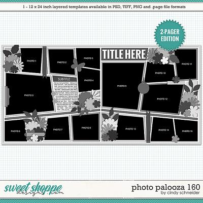 Cindy's Layered Templates - Photo Palooza 160 by Cindy Schneider