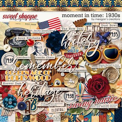 Moment in Time: 1930s by Meagan's Creations