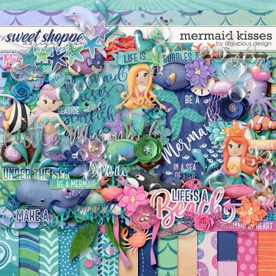Mermaid Kisses {Kit} by Digilicious Design
