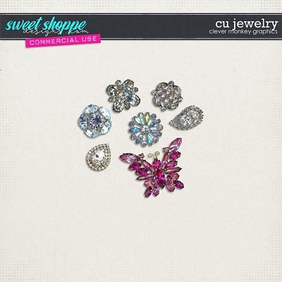CU Jewelry by Clever Monkey Graphics