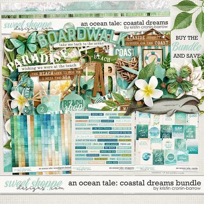 An Ocean Tale: Coastal Dreams Bundle by Kristin Cronin-Barrow