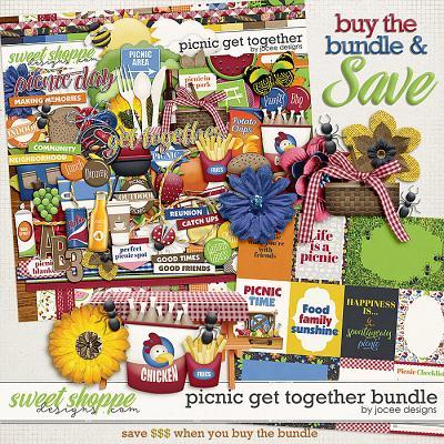 Picnic Get Together Bundle by JoCee Designs