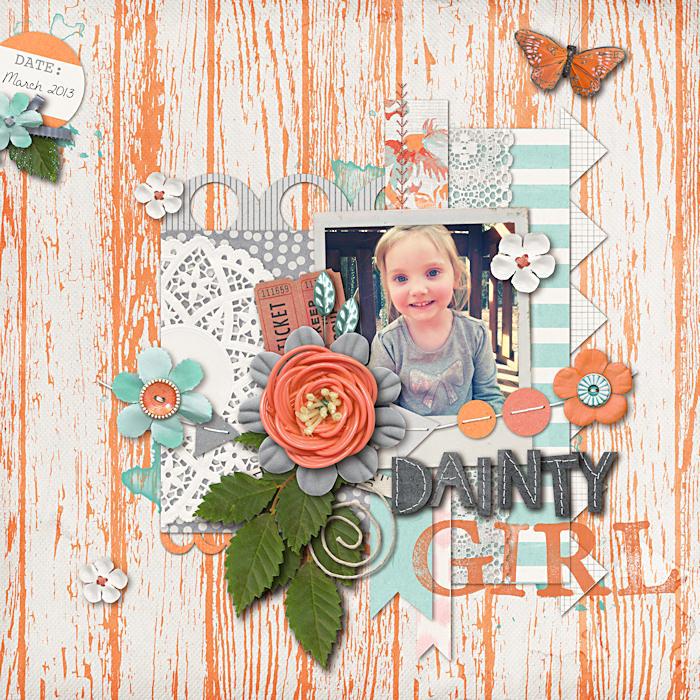 DAINTY GIRL