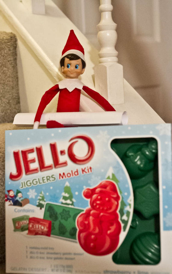 24 Days of Elf on the Shelf Ideas on the Sweet Shoppe Designs Blog