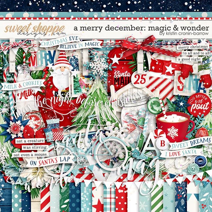 A Merry December: Magic & Wonder by Kristin Cronin-Barrow