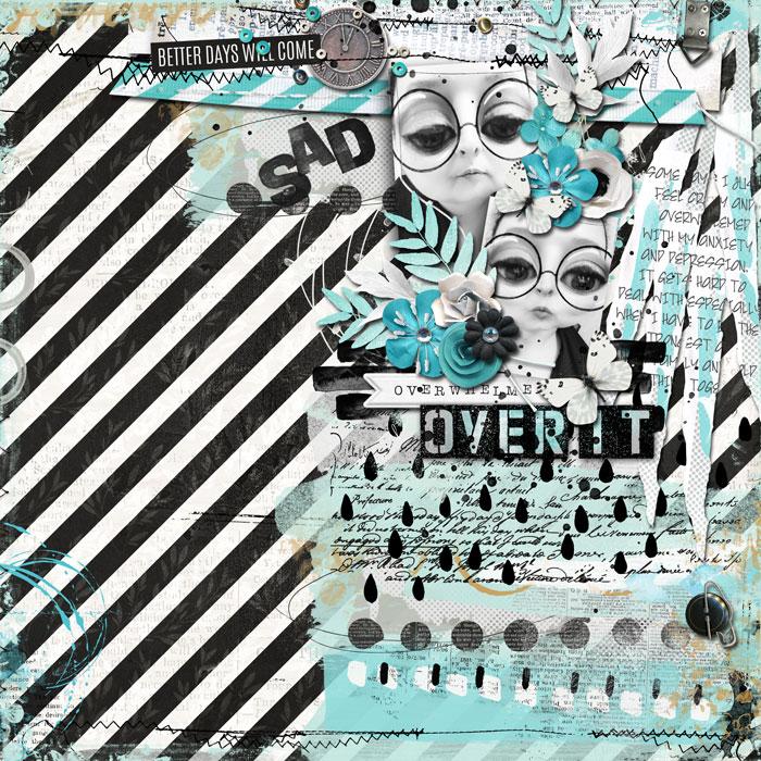 Over It by CaroRen