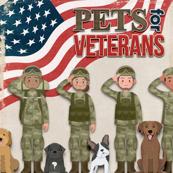 Pets for Veterans Featured Image