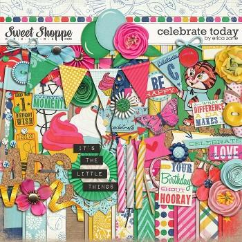 Celebrate Today by Erica Zane