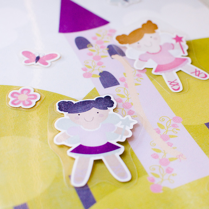 How to Combine Digital Scrapbooking and Your Silhouette, Cricut or Slice :: on the Sweet Shoppe Blog