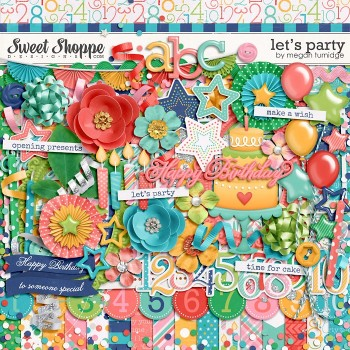 Let's Party by Megan Turnidge