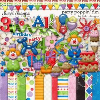 Party Poppin' Fun by Lliella Designs